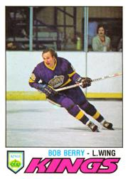 1977-78 O-Pee-Chee #268 Bob Berry