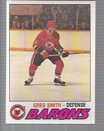 1977-78 O-Pee-Chee #269 Greg Smith RC