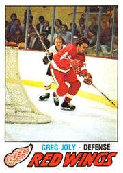 1977-78 O-Pee-Chee #273 Greg Joly