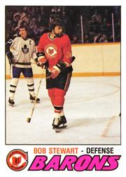 1977-78 O-Pee-Chee #299 Bob Stewart