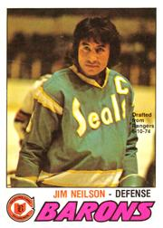 1977-78 O-Pee-Chee #317 Jim Neilson