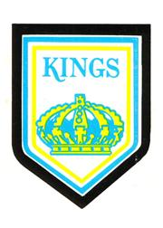 1977-78 O-Pee-Chee #329 Kings Logo