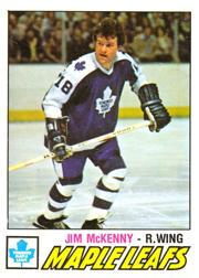 1977-78 O-Pee-Chee #374 Jim McKenny