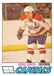 1977-78 O-Pee-Chee #387 Gord Smith