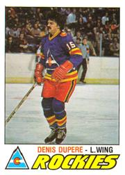1977-78 O-Pee-Chee #388 Denis Dupere