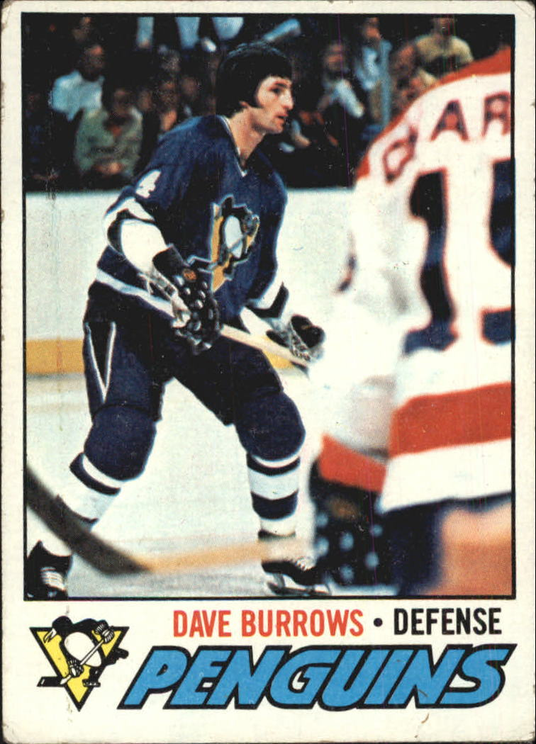 1977-78 Topps #66 Dave Burrows
