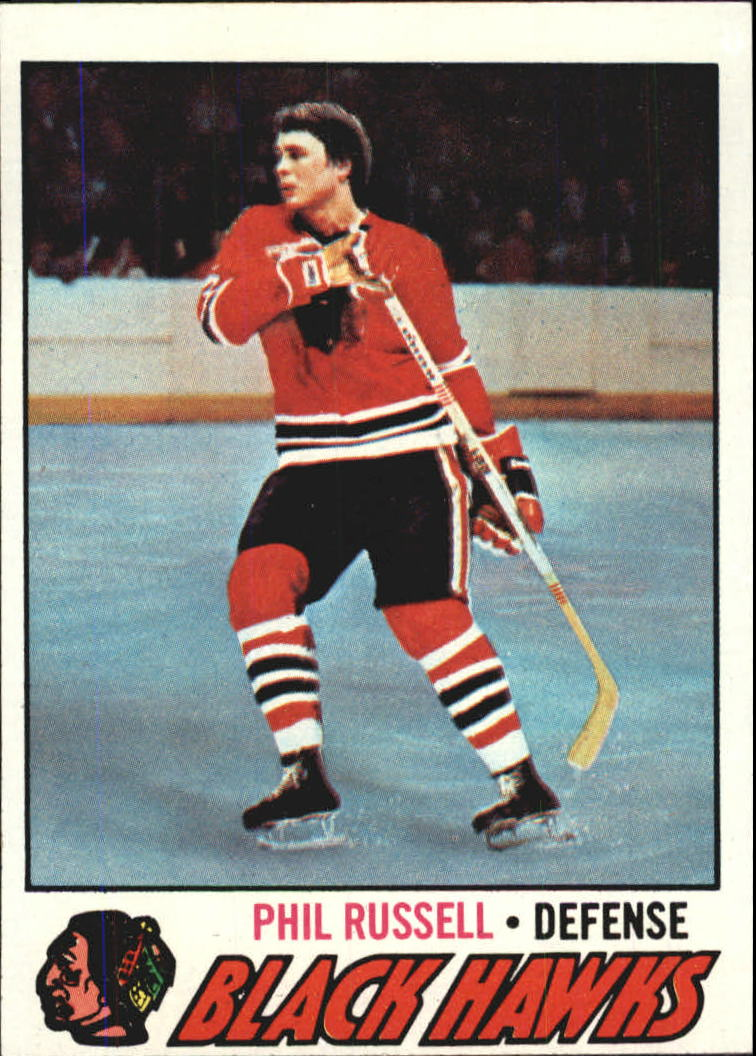 1977-78 Topps #235 Phil Russell