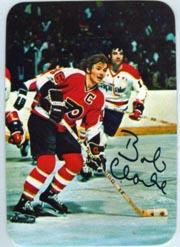 1977-78 Topps/O-Pee-Chee Glossy #3 Bobby Clarke