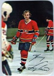 1977-78 Topps/O-Pee-Chee Glossy #7 Guy Lafleur