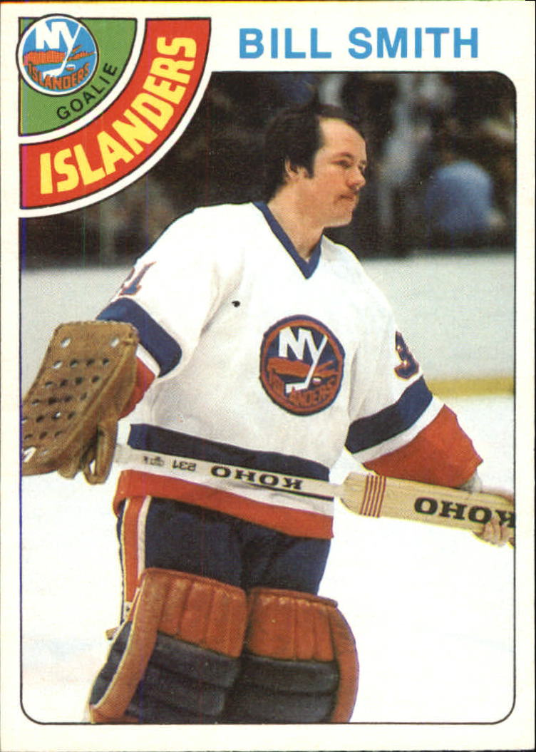 1978-79 O-Pee-Chee #62 Billy Smith