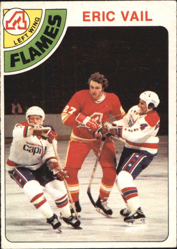 1978-79 O-Pee-Chee #129 Eric Vail