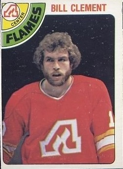 1978-79 O-Pee-Chee #364 Bill Clement