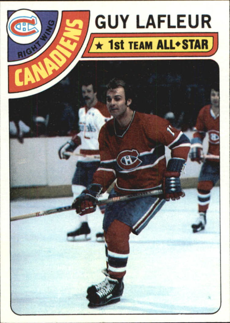 1978-79 Topps #90 Guy Lafleur AS1