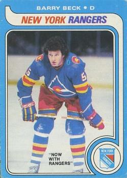 1979-80 O-Pee-Chee #35 Barry Beck