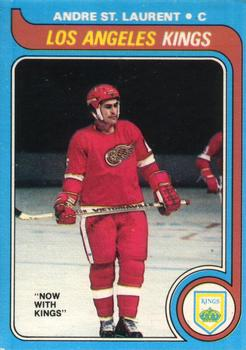 1979-80 O-Pee-Chee #73 Andre St.Laurent