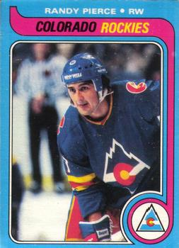 1979-80 O-Pee-Chee #137 Randy Pierce RC