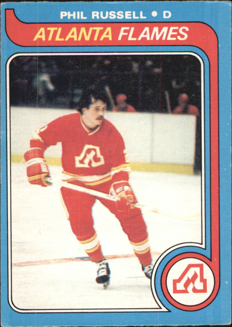 1979-80 O-Pee-Chee #143 Phil Russell