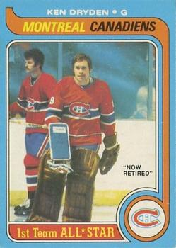 1979-80 O-Pee-Chee #150 Ken Dryden AS1