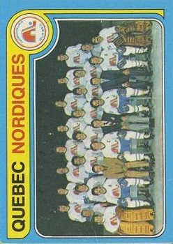 1979-80 O-Pee-Chee #261 Nordiques Team