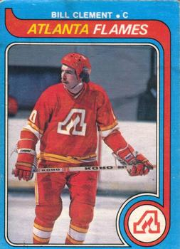 1979-80 O-Pee-Chee #295 Bill Clement