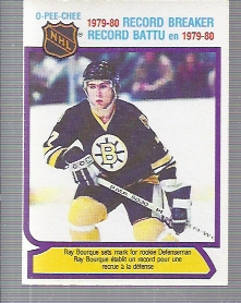 1980-81 O-Pee-Chee #2 Ray Bourque RB