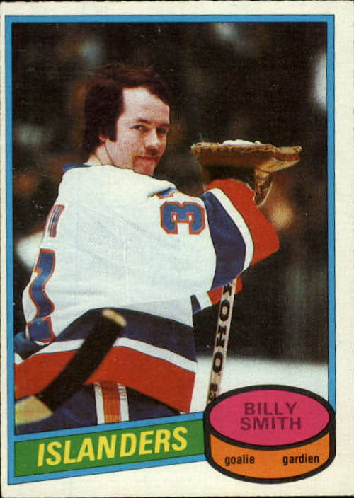 1980-81 O-Pee-Chee #60 Billy Smith