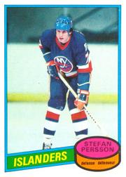 1980-81 O-Pee-Chee #219 Stefan Persson