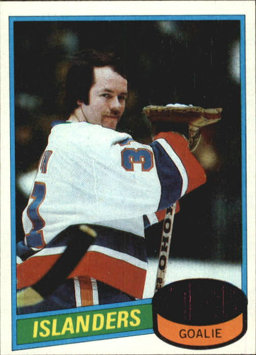 1980-81 Topps #60 Billy Smith