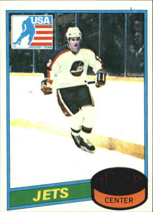 1980-81 Topps #176 Dave Christian OLY RC