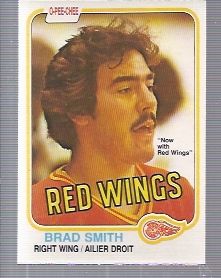 1981-82 O-Pee-Chee #103 Brad Smith RC