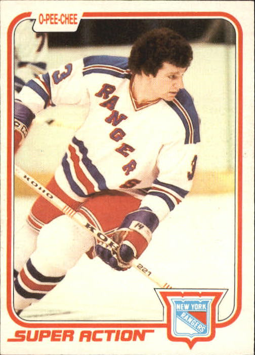 1981-82 O-Pee-Chee #230 Barry Beck SA