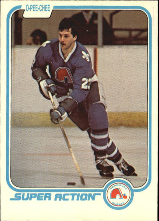 1981-82 O-Pee-Chee #285 Jacques Richard SA