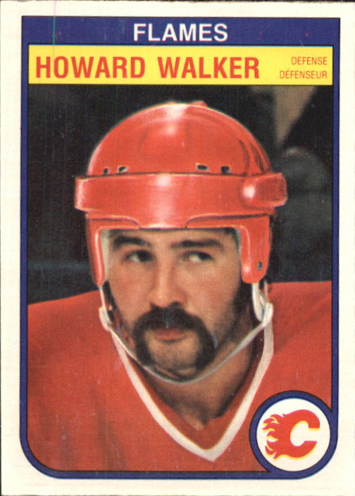 1982-83 O-Pee-Chee #59 Howard Walker RC