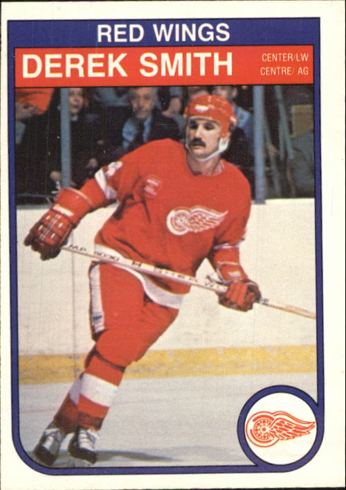 1982-83 O-Pee-Chee #95 Derek Smith