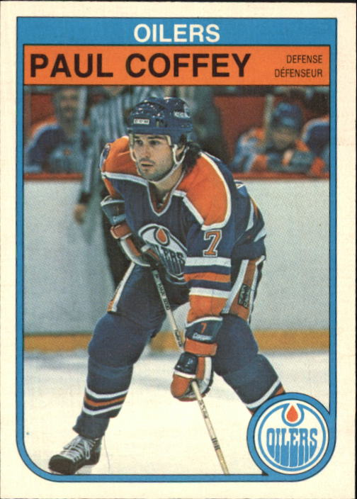 1982-83 O-Pee-Chee #101 Paul Coffey