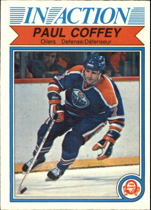 1982-83 O-Pee-Chee #102 Paul Coffey IA