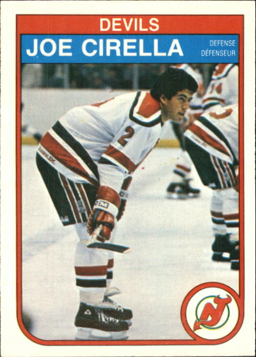 1982-83 O-Pee-Chee #137 Joe Cirella RC