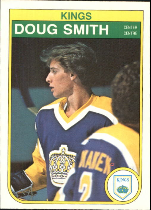 1982-83 O-Pee-Chee #160 Doug Smith RC