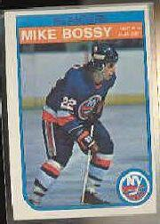 1982-83 O-Pee-Chee #199 Mike Bossy