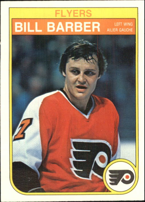 1982-83 O-Pee-Chee #246 Bill Barber