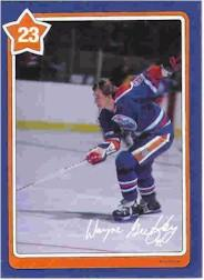 1982-83 Neilson's Gretzky #23 The Flip Shot