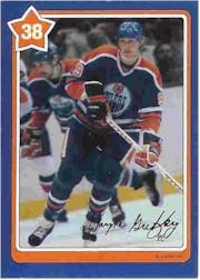 1982-83 Neilson's Gretzky #38 The Power Play