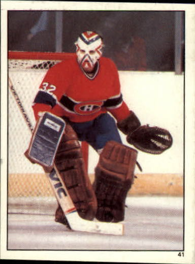 1982-83 Topps Stickers #41 Denis Herron