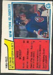 1983-84 O-Pee-Chee #1 Mike Bossy TL