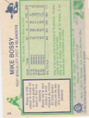 1983-84 O-Pee-Chee #3 Mike Bossy back image