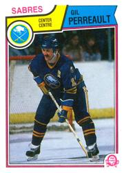 1983-84 O-Pee-Chee #67 Gilbert Perreault front image