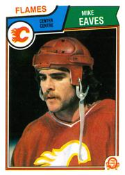1983-84 O-Pee-Chee #79 Mike Eaves