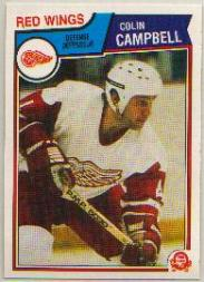 1983-84 O-Pee-Chee #119 Colin Campbell