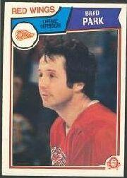 1983-84 O-Pee-Chee #129 Brad Park