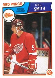 1983-84 O-Pee-Chee #130 Greg Smith